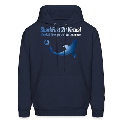 SharkFest'20 Virtual - Men's Hoodie