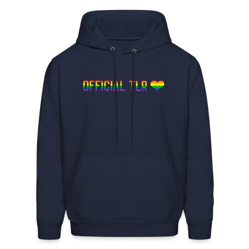 The Lesbian Romantic Merch - Pride Edition - Men's Hoodie