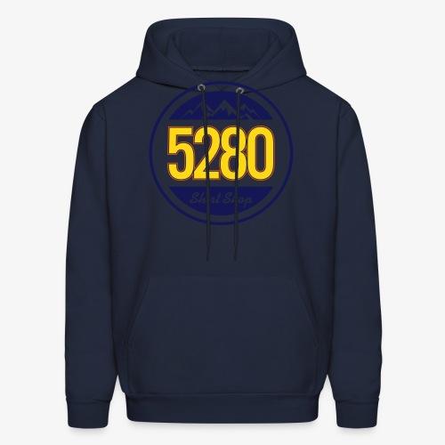 5280 Shirt Shop 10x10 - Men's Hoodie
