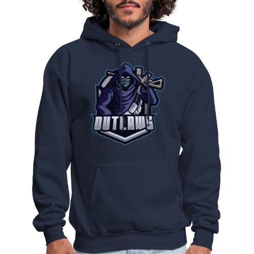 Outlaws Gaming Clan - Men's Hoodie
