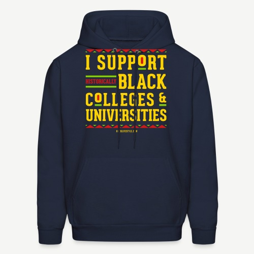 I Support HBCUs - Men's Hoodie