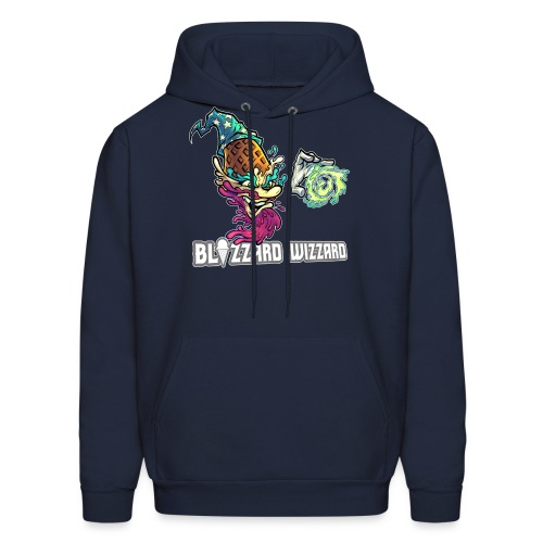 Blizzard Wizzard [Variant] - Men's Hoodie