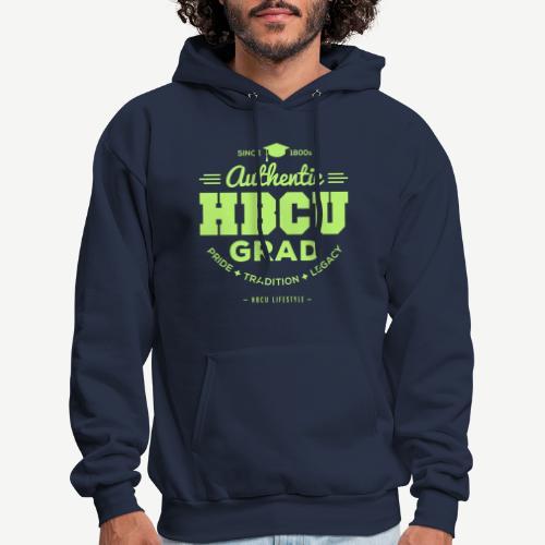 Authentic HBCU Grad - Men's Hoodie