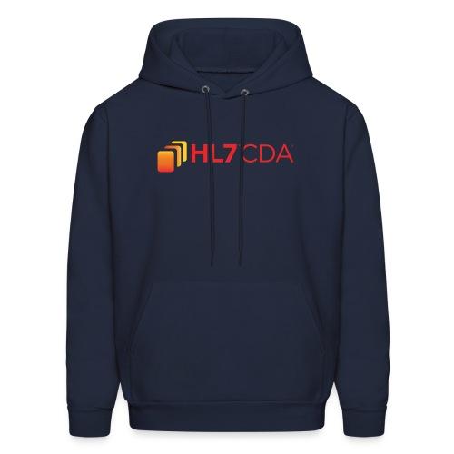 HL7 CDA Logo - Men's Hoodie