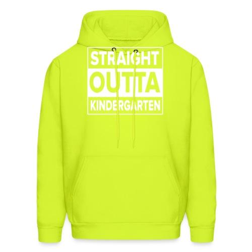 Straight Outta Kindergarten - Men's Hoodie