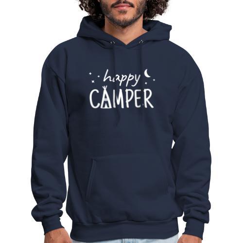 Happy Camper - Men's Hoodie