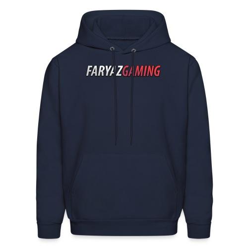FaryazGaming Text - Men's Hoodie