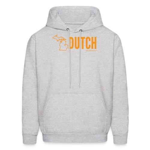 Michigan Dutch (orange) - Men's Hoodie