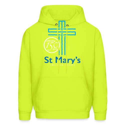 StM 150LOGO colourB - Men's Hoodie