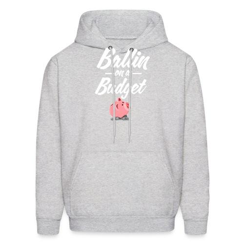 ballin white - Men's Hoodie