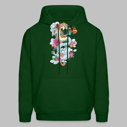 Nash's Dragon - Men's Hoodie