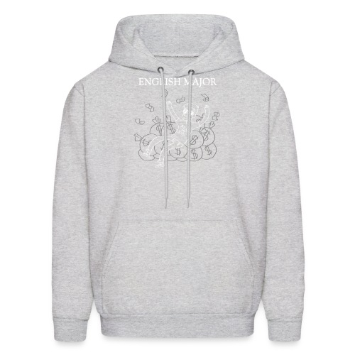 English Major - Men's Hoodie