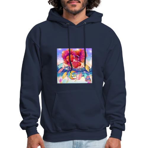 Roses of Love - Men's Hoodie