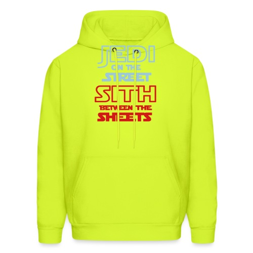 Jedi Sith Awesome Shirt - Men's Hoodie