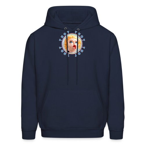BLOW UP DOLL THOT - Men's Hoodie