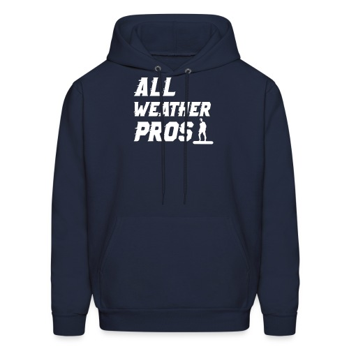 Messenger 841 All Weather Pros Logo T-shirt - Men's Hoodie