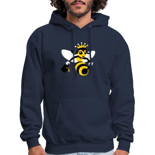 Queen Bee - Men's Hoodie