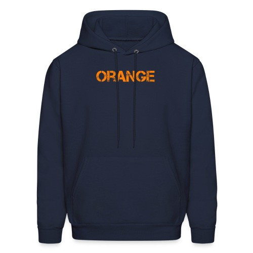 orange1 - Men's Hoodie