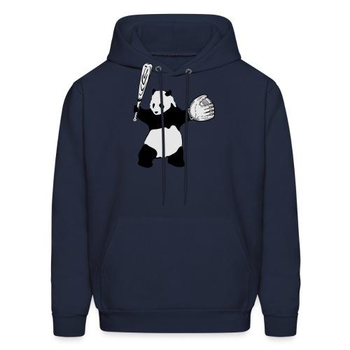 Panda Baseball - Men's Hoodie