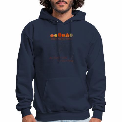 Scottdale Fall Festival 2019 Logo - Men's Hoodie