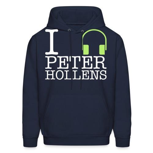peter hollens2 - Men's Hoodie