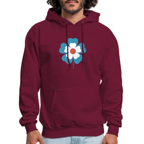 flower time - Men's Hoodie