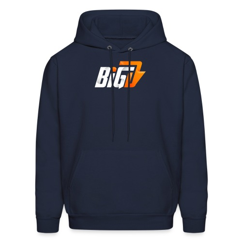 BigD Logo 2018 - Men's Hoodie