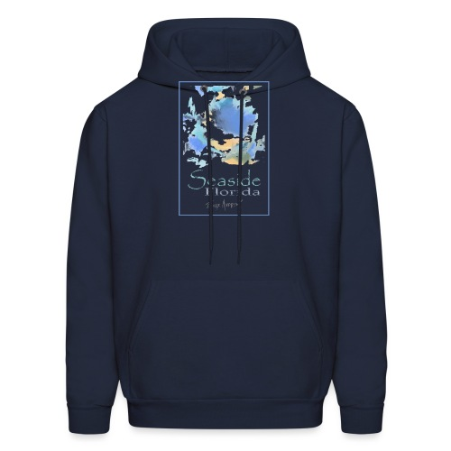 Seaside Shirt Design 5 - Men's Hoodie