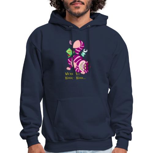 Cheshire Cat - Men's Hoodie