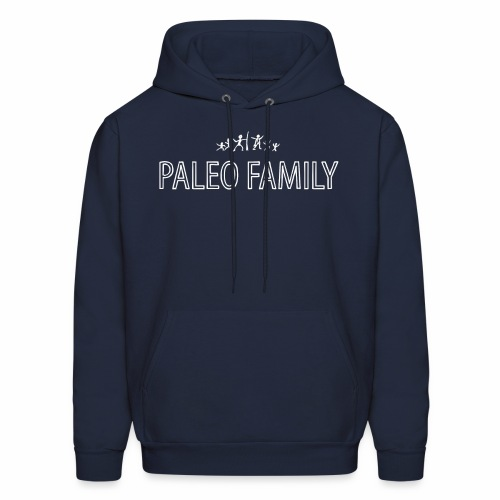 Paleo Family - 4 Kids - Men's Hoodie