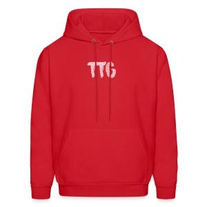 RED TTG OPPS - Men's Hoodie
