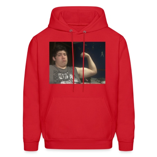 Catch the dub with the muscles - Men's Hoodie