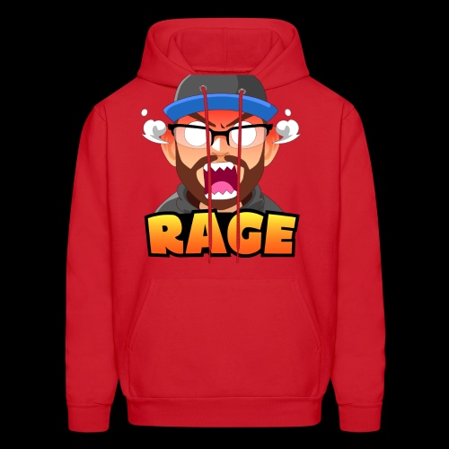 RAGE - Men's Hoodie