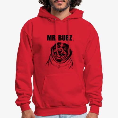 Sketchy Mr. Bubz - Men's Hoodie