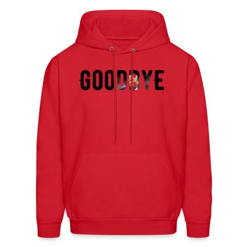 GoodBYE - Men's Hoodie