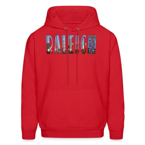 Raleigh Skyline Fall - Men's Hoodie