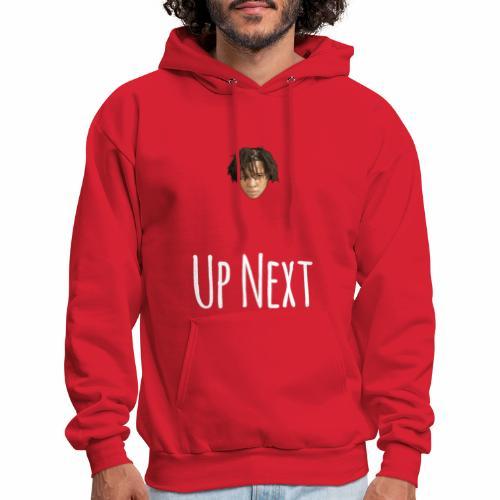Up Next Head Logo - Men's Hoodie