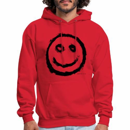 Smiley Ψ(゚∀゚)Ψ - Men's Hoodie