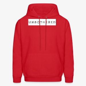 Simple Collection Unbothered - Men's Hoodie