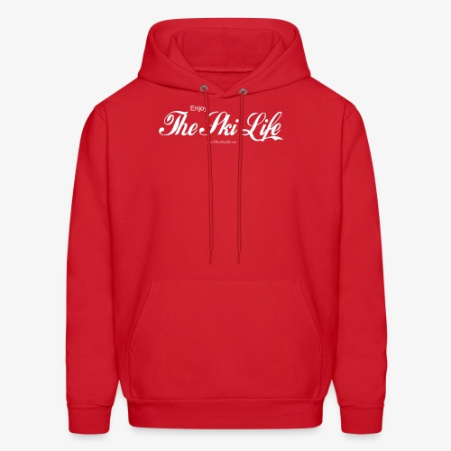 THE SKI LIFE - SHARE A GIFT OF SKIING! - Men's Hoodie