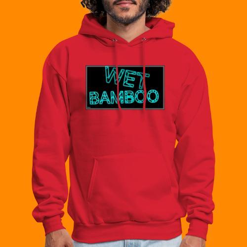 WET BAMBOO GLOWIEEE SHIRT - Men's Hoodie