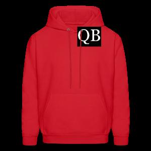 Quality Brand - Chest Logo - Men's Hoodie