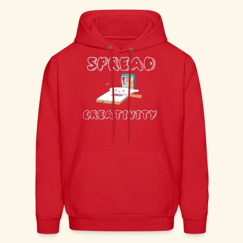 Spreading Creativity - Men's Hoodie