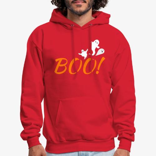 BOO GHOSTS - Men's Hoodie