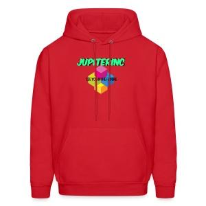 Jupiterinc winter - Men's Hoodie