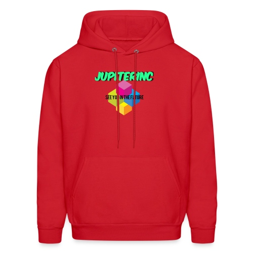 Jupiterinc winter - Men's Hoodie