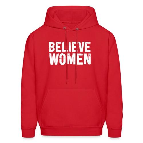 Believe Women T SHIRT - Men's Hoodie