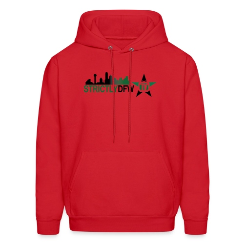 Strictly DFW TV Apparel - Men's Hoodie