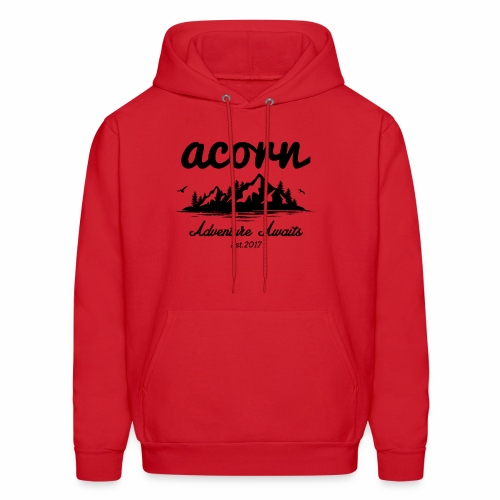 Adventure Awaits - Men's Hoodie