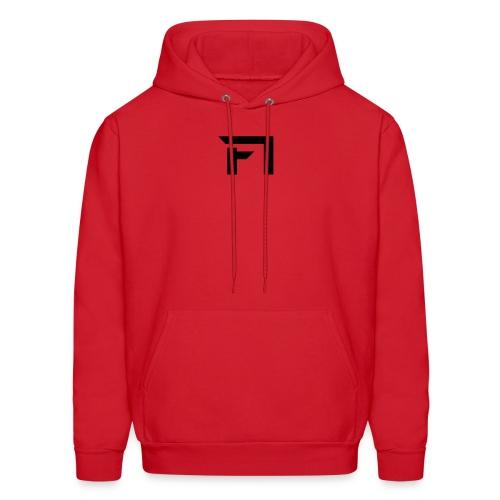 f1 black - Men's Hoodie